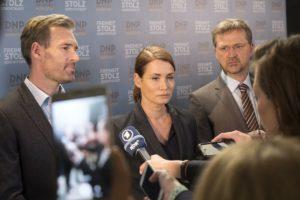 Tatort - Dunkle Zeit: Anja Kling, Patrick von Blume