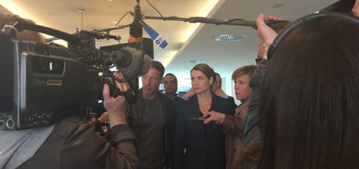 Tatort - Dunkle Zeit: Wotan Wilke-Möhring, Anja Kling, Franziska Weisz