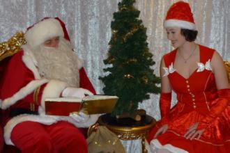 Die Hamburger Weihnachtsmannzentrale ist wieder eröffnet