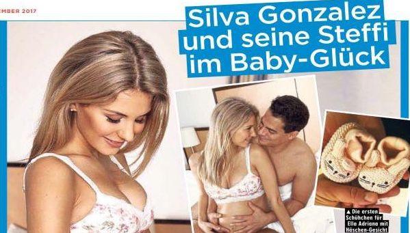 Fotos: Schwangerschaft - Stefanie Schanzleh, Silva Gonzalez