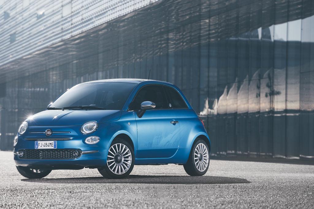 Besonderes Angebot für die Fiat 500 Mirror Familie