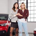 GNTM: Influencer-Kampagne mit Anna Maria und Katharina Damm
