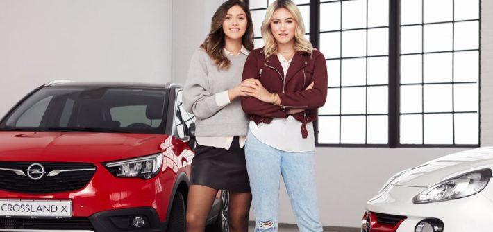 Influencer-Kampagne mit Anna Maria und Katharina Damm