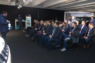 Erfolgreicher Fleet & Business Day der FCA Germany AG auf den Hockenheimring