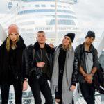 Austria's Next Topmodel dreht an Bord von Tallink Silja