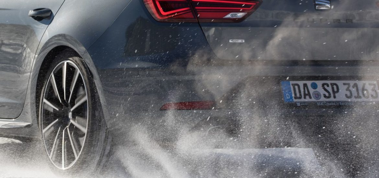 Seat Snow Experience mit Lindarella