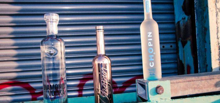 """Chopin Vodka: Luxus-Bericht bei """"Shots"""""""
