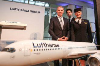 Lufthansa bringt neues Markendesign