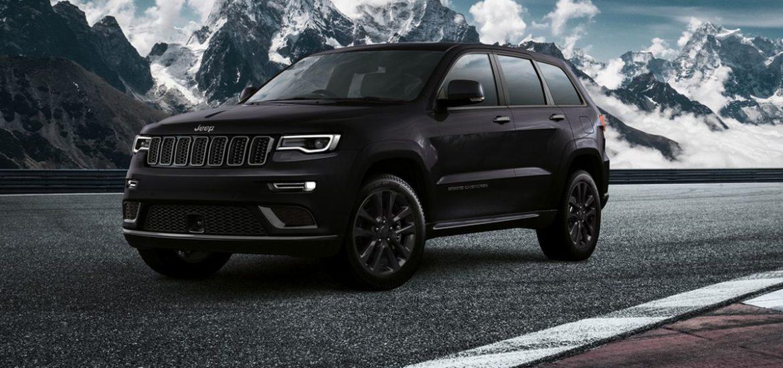 Jeep® Grand Cherokee: S wird sportlich