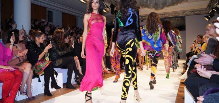 Impressionen: Gianni Versace, Retrospective