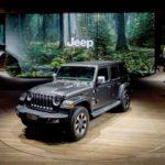 """Jeep®-Stand auf dem Genfer Automobilsalon 2018 gewinnt """"Creativity Award"""""""