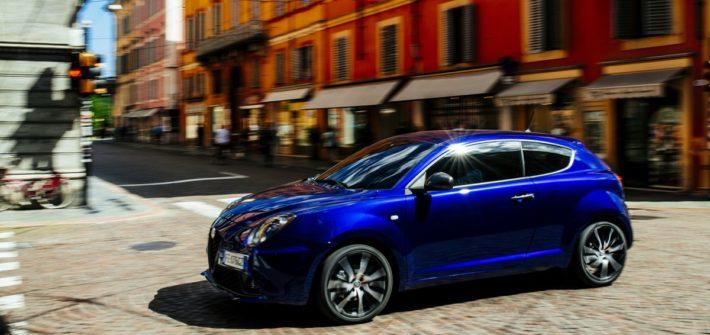 Alfa Romeo Mito Urban.