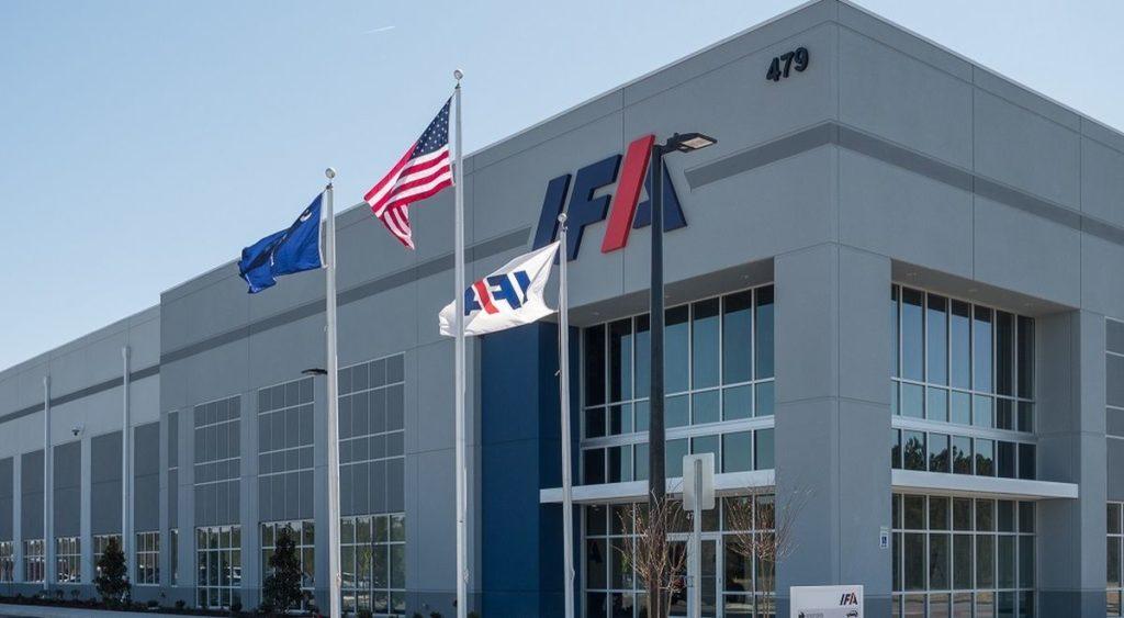 IFA eröffnet neues Werk in den USA