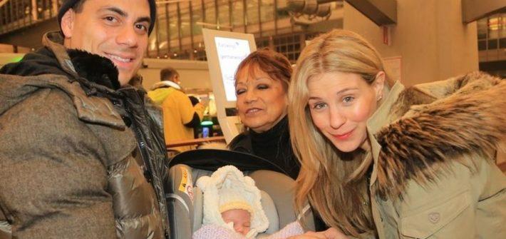 Trennung vom Baby: Stefanie Schanzleh und Silva Gonzalez mit ersten Konzert-Auftritt nach der Geburt