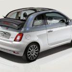 Der Fiat 500 Collezione – neues Sondermodell einer automobilen Ikone feiert auf dem Genfer Auto-Salon Premiere