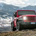 Der berühmte Red Bull Ring begrüßt das Camp Jeep® 2018