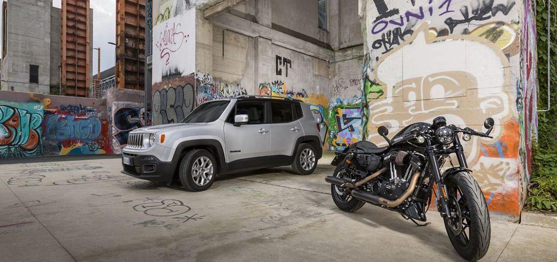 Harley-Davidson® und Jeep® erneuern ihre Partnerschaft einmal mehr
