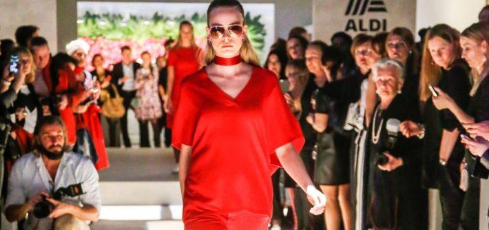 Glamour und High-Fashion vom Discounter