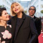 Anna Fischer und Nadja Auermann geben Mode-Nachhilfe