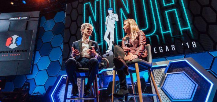 Fortnite: Arenen-Netzwerk von ELC Gaming bricht Twitch-Rekord in Las Vegas