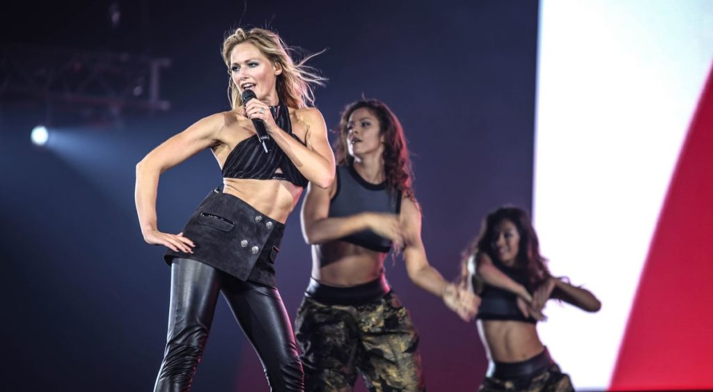 Helene Fischer: Konzert-Highlight und Backstage-Doku