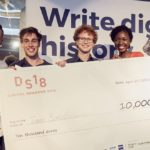 """Digital Shapers"": Team Bertelsmann gewinnt Finale mit Konzert-App"