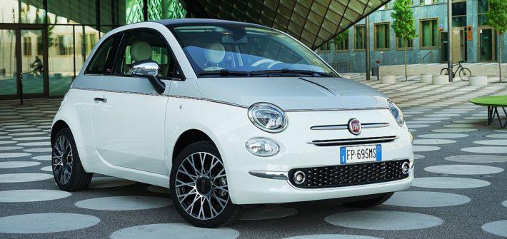 Gefeierte Präsentation - neuer Fiat 500 Collezione Gaststar mitten in Berlin