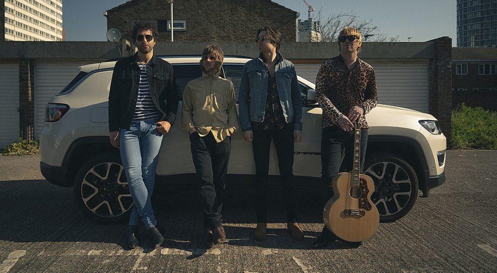 #ROCKFUELED: Jeep® startet originelles online Musik-Projekt