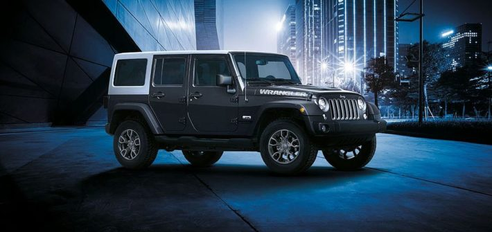 'JK Edition' als letzte Sonderserie des Jeep® Wrangler JK