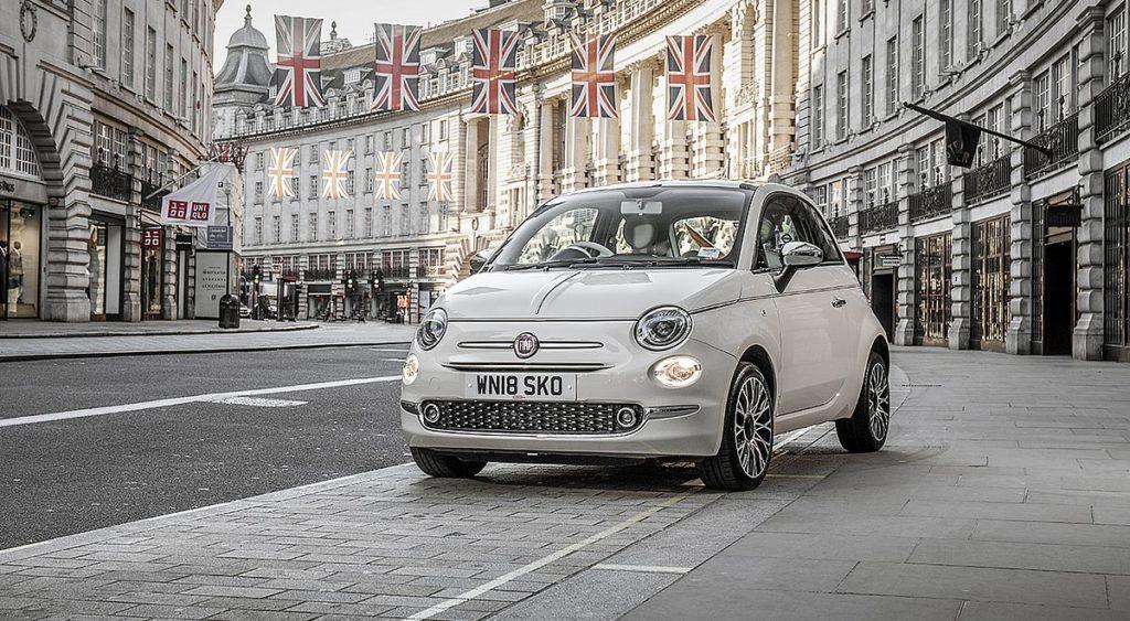 Tour durch Europas Mode-Metropolen beendet - neuer Fiat 500 Collezione begeistert zum Abschluss Madrid