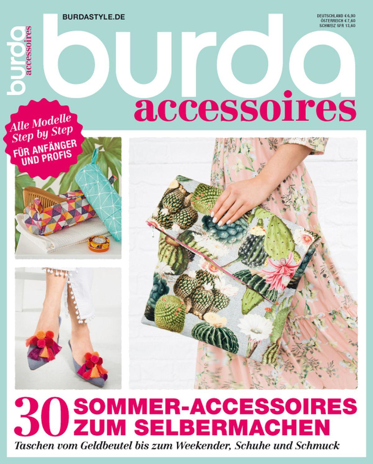 Burda Style bringt Sonderheft Burda Accessoires auf den Markt