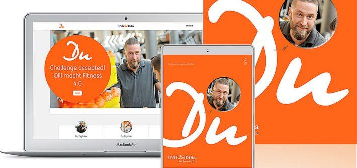 """Interne Kommunikation: """"Du"""" ist bestes eMagazine"""