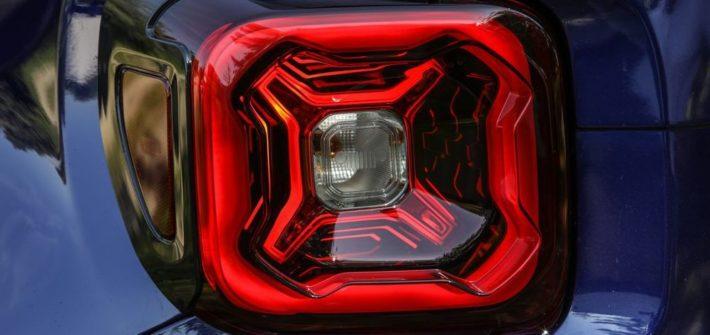 Neuer Jeep® Renegade für das Modelljahr 2019