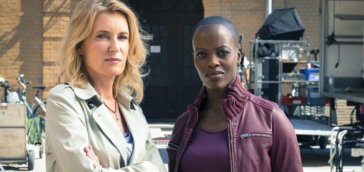 "NDR-""Tatort"" mit Maria Furtwängler und Florence Kasumba"