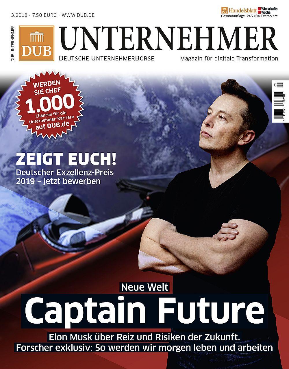 DUB Unternehmer-Magazin 3/2018
