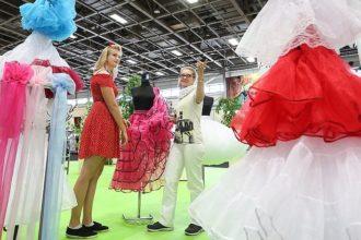 Trends im Bereich Kostüm auf der Stage Set Scenery 2019