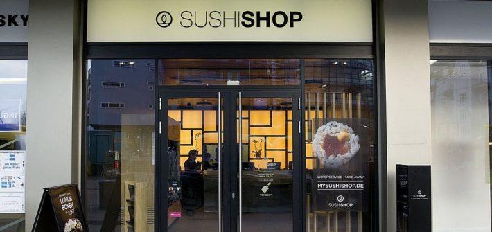 "Sushi Shop Hamburg-Eppendorf im Beitrag bei ""Shots"""