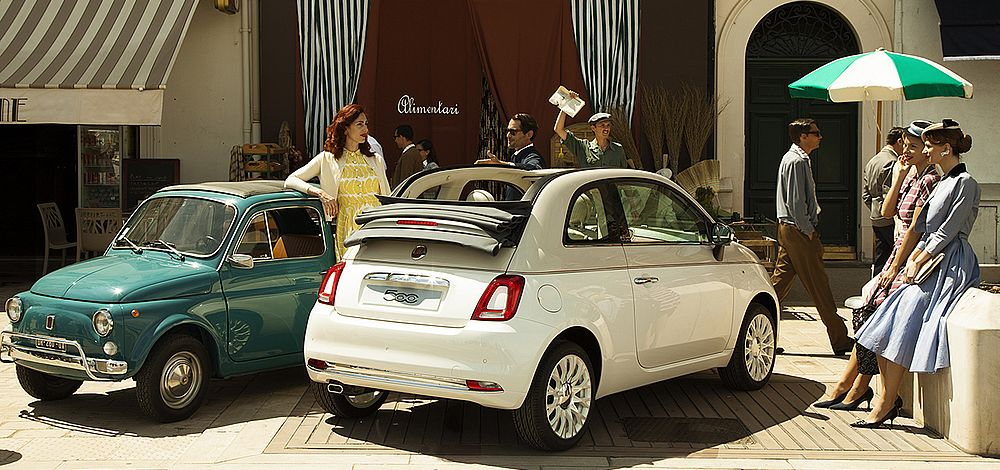 """""""Fiat 500 Forever Young Experience"""" gewinnt Preise für technische Umsetzung"""