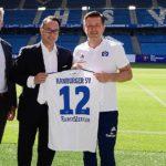 HSV und HanseMerkur beschließen Exklusivpartnerschaft