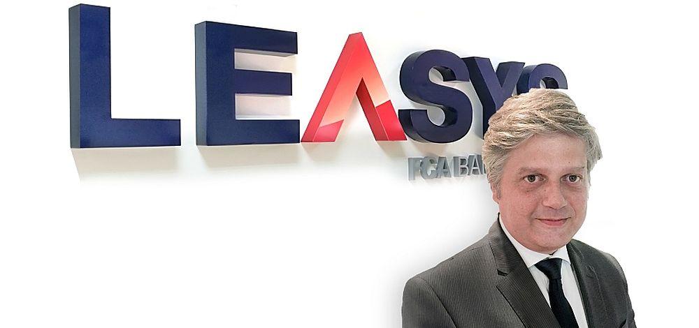 Neuer Geschäftsführer bei Leasys - dem Unternehmen für Mobilität und Langzeitmiete der FCA Bank Gruppe