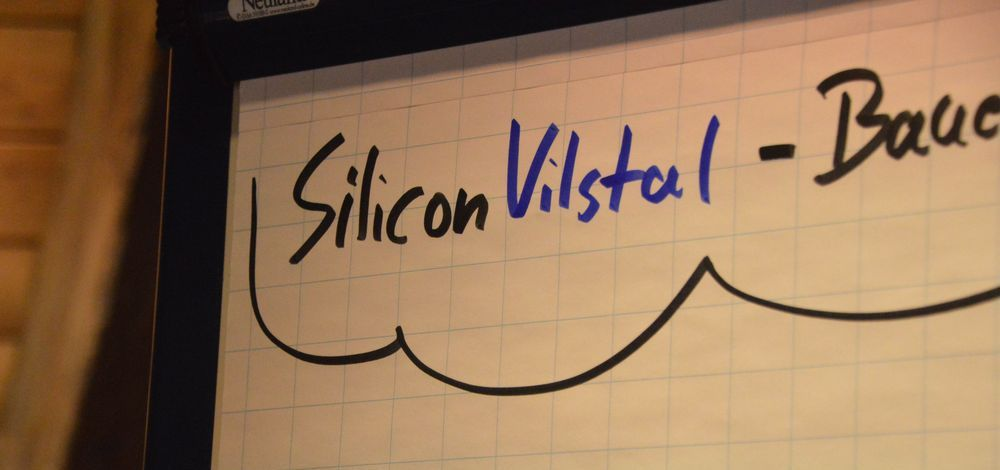 Silicon Vilstal: Bauer sucht Start-up