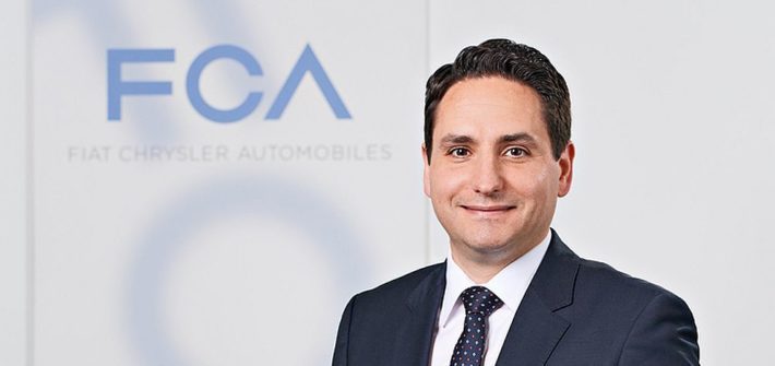 Fiat Professional: Luigi Saia ist neuer Brand Country Manager