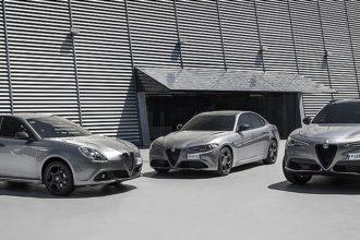 Mit exklusiver Design- und Entertainment-Ausstattung – B-Tech Sondermodelle von Alfa Romeo Giulia, Alfa Romeo Stelvio und Alfa Romeo Giulietta ab sofort zu haben
