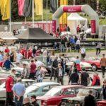 """Europatreffen """"Passione Alfa Romeo"""" mit mehr als 5.000 Besuchern"""