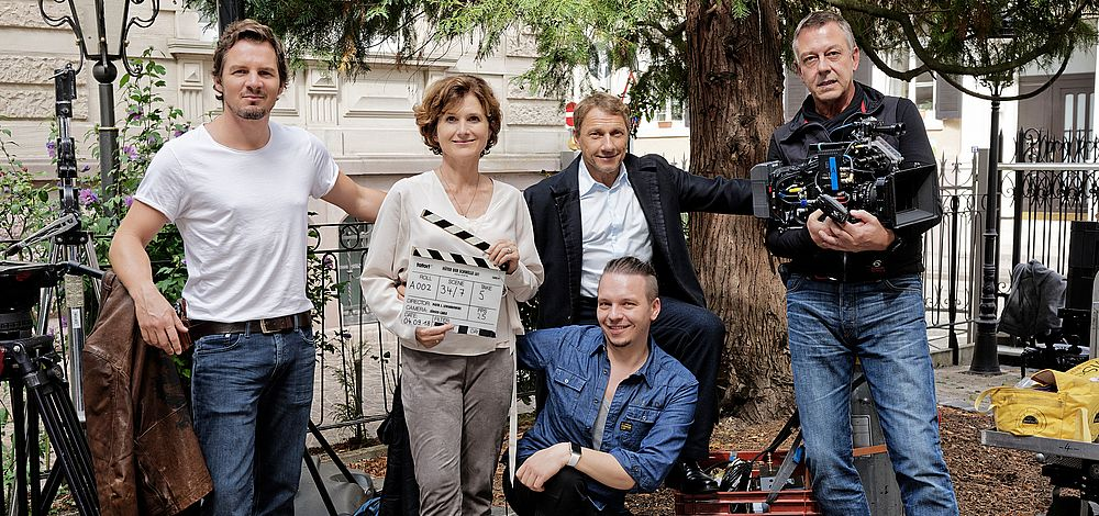 Neuer Tatort aus Stuttgart wird gedreht