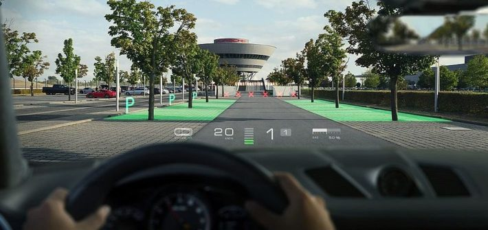 Porsche investiert in das Start-up Wayray