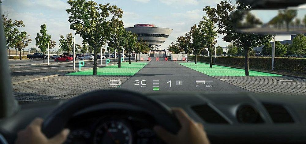 Porsche investiert in das Start-up Wayray
