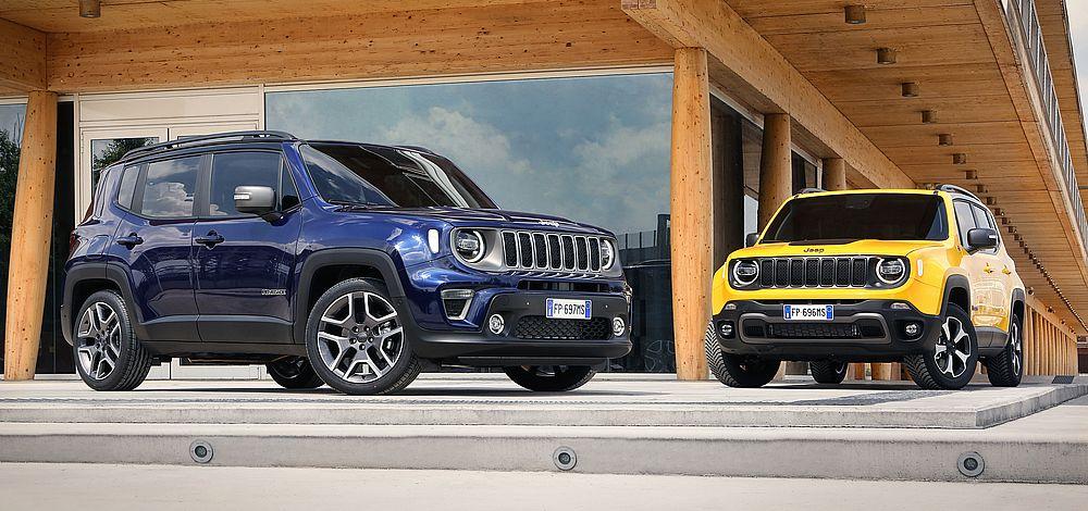 Werk Melfi bereitet sich auf die Produktion des neuen Jeep® Renegade Plug-in Hybrid vor