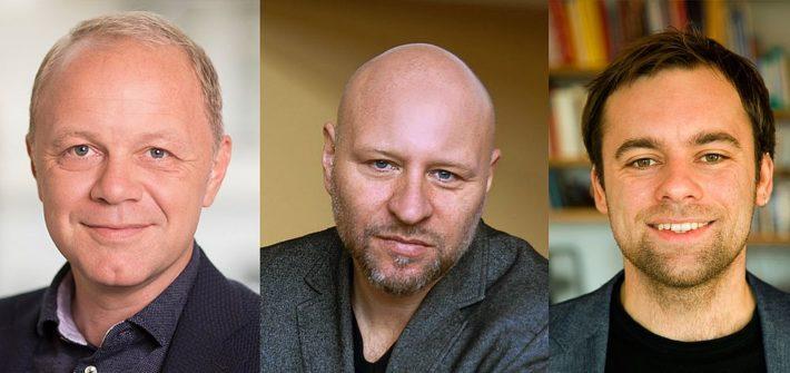 """Journalistenpreis """"Der lange Atem"""" für Adrian Bartocha, Olaf Sundermeyer und Jan Wiese"""