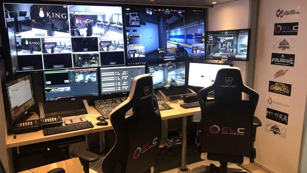 """Esports-Seminare - ELC Gaming gibt mit Partnern erste Termine für Weiterbildungen bekannt: """"Mach was Du liebst – arbeite im Esport!"""""""